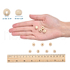 Natural Wood BeadsTB10mmY-8-3